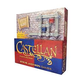 Steve Jackson Games Castellan Red and Blue