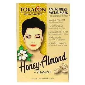TOKALON Swiss Cosmetics Honey & Almond Facial Mask 15ml
