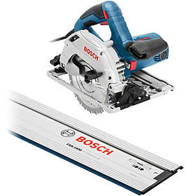 Bosch GKS 55 med Styrskena