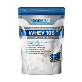 Bodylab Whey 100 Extra Pure 1kg