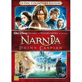 Berättelsen Om Narnia: Prins Caspian - Collector's Edition (2-Disc)