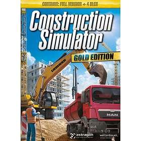 Construction Simulator - Gold Edition