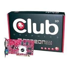 Club 3D Radeon 9550 256Mo