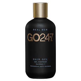 Real Men GO247 Hair Gel 236ml