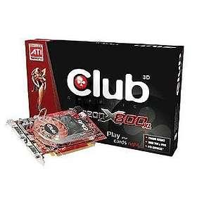 Club 3D Radeon X800XL 256Mo