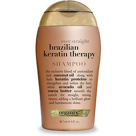 OGX Ever Straight Brazilian Keratin Therapy Shampoo 89ml