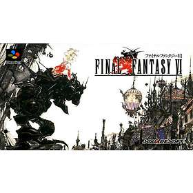 Final Fantasy VI (SNES)