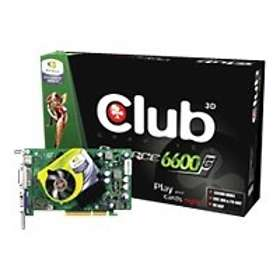 Club 3D GeForce 6600GT 128Mo