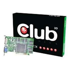 Club 3D GeForce FX5200 256Mo