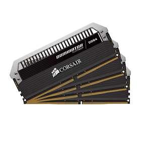 Corsair Dominator Platinum White LED DDR4 2400MHz 4x16GB (CMD64GX4M4A2400C14)