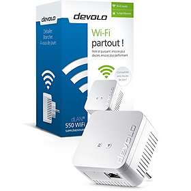 Devolo dLAN 550 WiFi (9625)