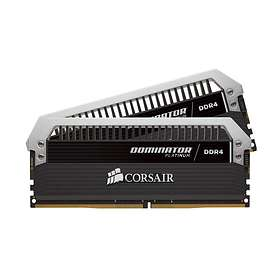 Corsair Dominator Platinum White LED DDR4 3200MHz 2x8GB (CMD16GX4M2B3200C16)