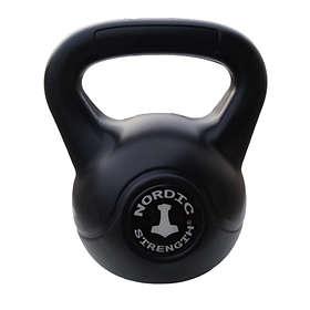 Nordic Strength Kettlebell I Plast 6kg