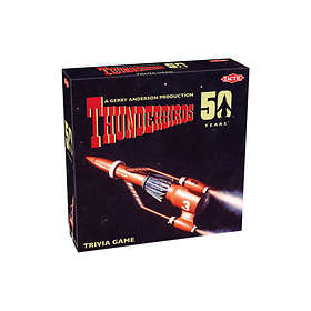 Tactic Thunderbirds Trivia Game (50th Anniversary Edition)