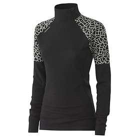 Johaug Win Wool Half Zip LS Shirt (Dame)