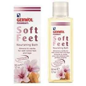Gehwol Soft Feet Nourishing Bath 50ml