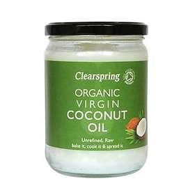 Clearspring Organic Virgin Coconut Oil 200g