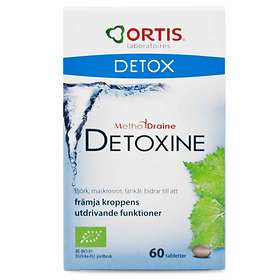 Ortis MethodDrain Detox 60 Tabletter