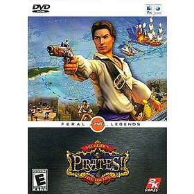 Sid Meier's Pirates! (Mac)