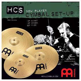 MEINL HCS Complete Set (14/16/20)