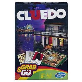 Hasbro Cluedo: Games To Go (pocket)