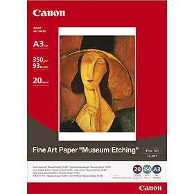 Canon FA-ME1 Fine Art Paper Museum Etching 350g A3 20stk