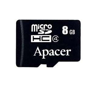 Apacer microSDHC Class 4 8GB