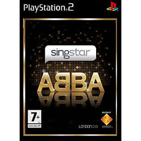 SingStar: ABBA (inkl. 2 Mikrofoner) (PS2)