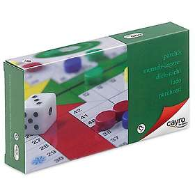 Cayro Magnetic Ludo Game (pocket)