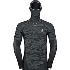 Odlo Evolition Blackcomb L/S Facemask Shirt (Men's)