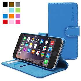 Snugg Leather Flip & Stand Case for iPhone 6 Plus/6s Plus