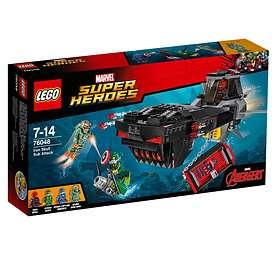 LEGO Marvel Super Heroes 76048 Iron Skulls Ubåtattack