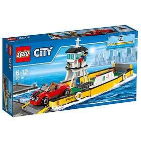 LEGO City 60119 Färja