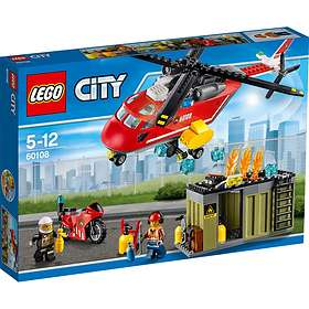 LEGO City 60108 Fire Response Unit