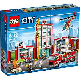 LEGO City 60110 Brandstation