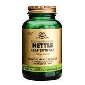 Solgar Nettle Leaf Extract 60 Capsules