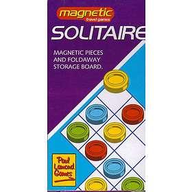 Paul Lamond Games Magnetic: Solitaire (pocket)