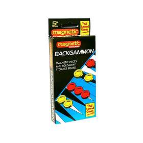 Paul Lamond Games Magnetic: Backgammon (pocket)
