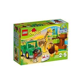 LEGO Duplo 10802 Les animaux de la savane