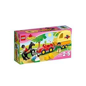 LEGO Duplo 10807 La remorque à chevaux