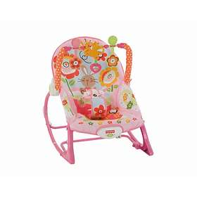 Fisher-Price Bunnies Infant-To-Toddler Rocker