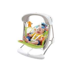 Fisher-Price Woodland Friends Take-Along Swing