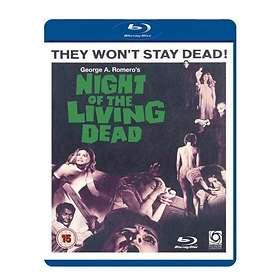 Night of the Living Dead (1968) (UK)