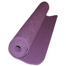 Billigfitness Yogamatte TPE 6mm 61x173cm