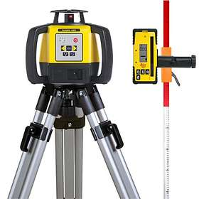 Leica Geosystems Rugby 640 Med Stativ