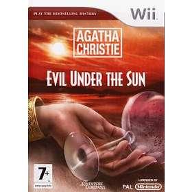 Agatha Christie: Evil Under the Sun (Wii)