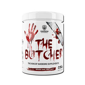 Swedish Supplements The Butcher 0.5kg