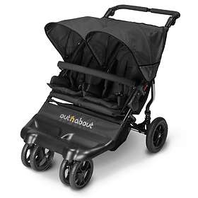 Out n About Little Nipper Double (Double Pushchair)