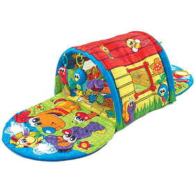 Playgro Musical Puppy Tunnel