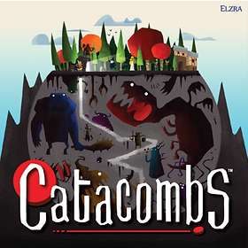 Elzra Games Catacombs (3rd Edition)